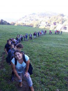 Športni dan – Po Jurkovi in Pastirčkovi poti na Lisco