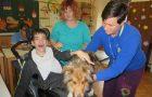 Terapevtski pes Cooper pri nas