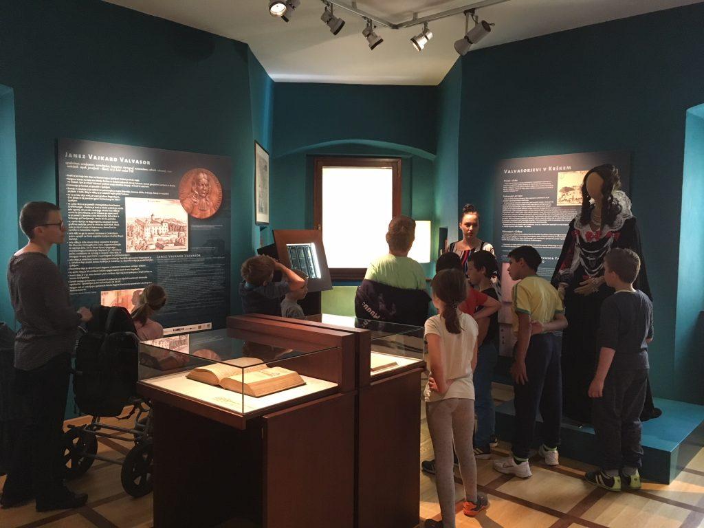 Kulturni dan: Ogled Mestnega muzeja Krško