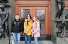 Obisk Državnega zbora in Hiše Evropske unije